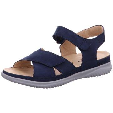 Hartjes Komfort Sandale blau
