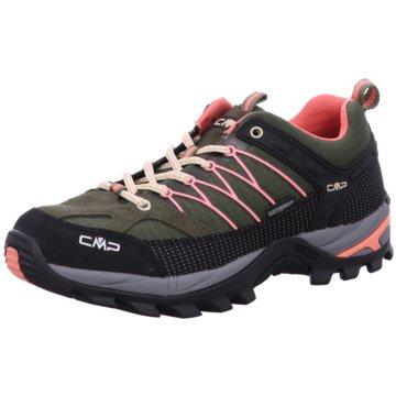 CMP Outdoor Schuh grün