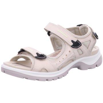 Ecco Outdoor Schuh beige
