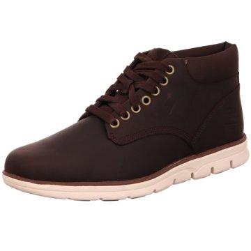 Timberland Sneaker HighBradstreet Chukka braun