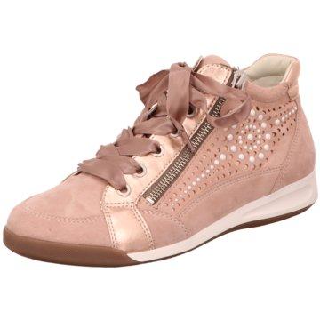 ara Komfort StiefeletteRom rosa