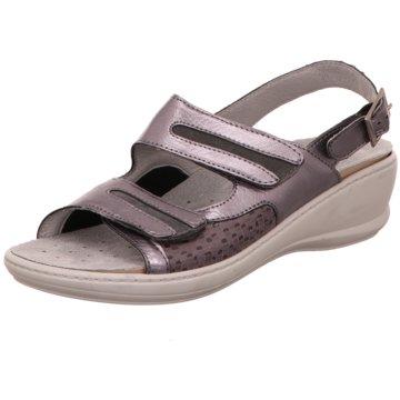 Rohde Komfort Sandale grau