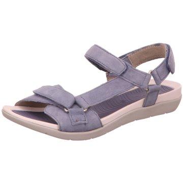 ara Komfort Sandale blau