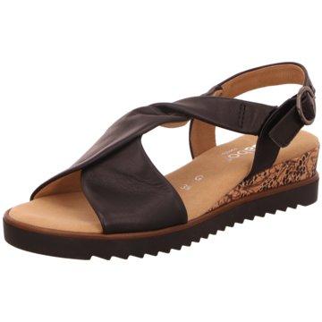 Gabor Komfort Sandale lila