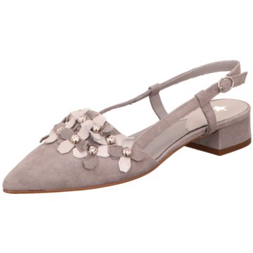 Maripé Top Trends Pumps grau