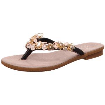 rieker sandalen zehensandalen