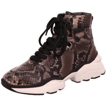 Maripé Sneaker High braun