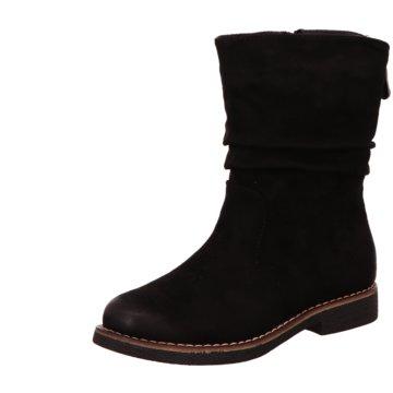Rieker Klassischer Stiefel schwarz