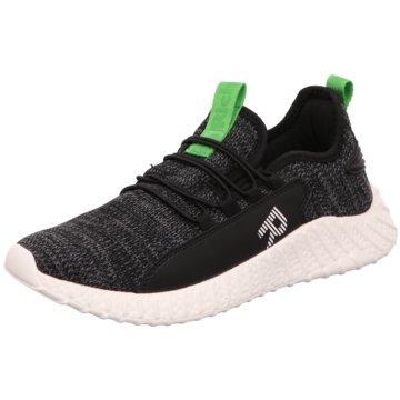 Richter Sneaker Low schwarz