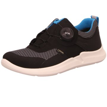 Superfit Sneaker Low schwarz
