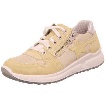 Superfit Sneaker Low gelb