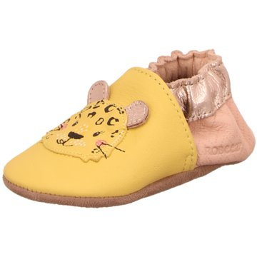 Robeez Kleinkinder Mädchen gelb