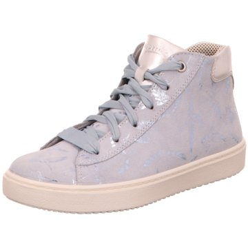 Superfit Sneaker High blau