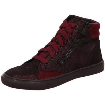 Richter Sneaker High braun