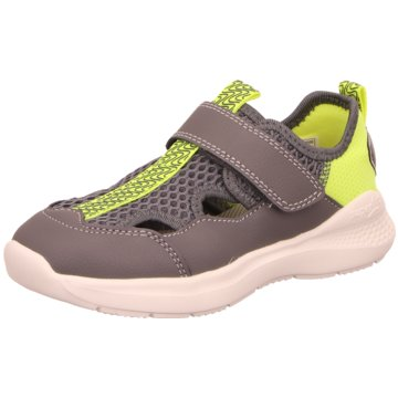 Superfit SlipperSandale grau