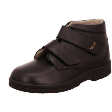 Florett Komfort Stiefel schwarz