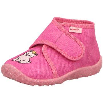 Legero Hausschuh pink