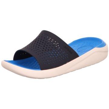 CROCS BadelatscheLiteRide Slide blau