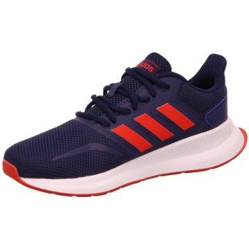 adidas Sneaker LowRunfalcon K blau
