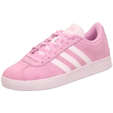 adidas Core Sneaker Low pink
