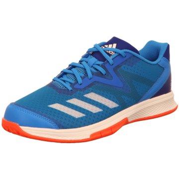 adidas HallenschuheCounterblast Exadic blau