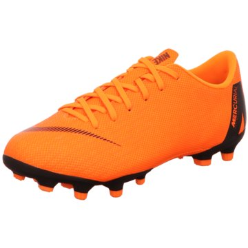 Nike FußballschuhJR VAPOR 12 ACADEMY GS FG/MG orange