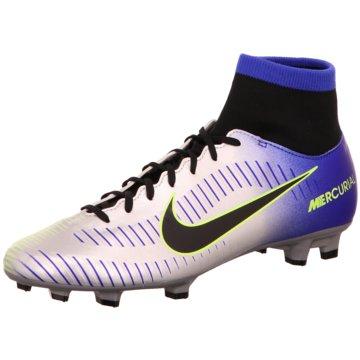 Nike Stollen-SohleMercurial Victory VI Dynamic Fit NJR FG blau