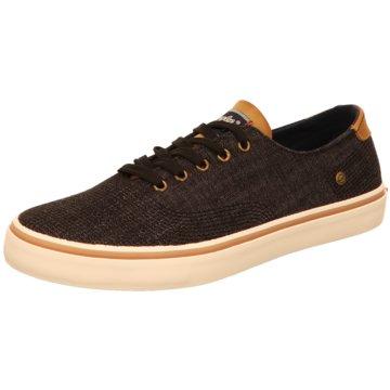 Wrangler Sneaker Low schwarz