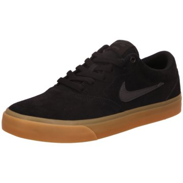 Nike Sneaker LowSB CHARGE SUEDE - CT3463-004 schwarz