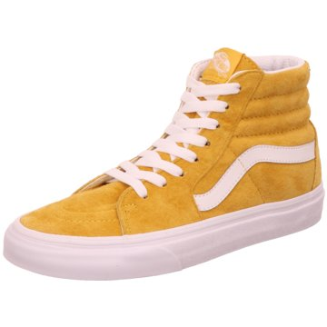 Vans Sneaker High gelb