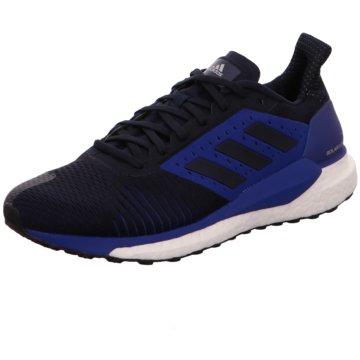 adidas RunningSolar Glide Boost ST blau