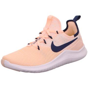 Nike TrainingsschuheFree TR 8 Women orange