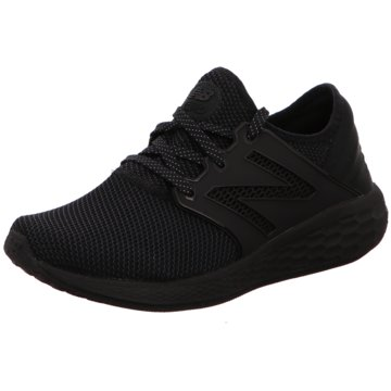 New Balance Sneaker LowFresh Foam Cruz v2 schwarz