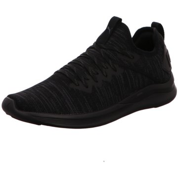 Puma Sneaker SportsIgnite Flash evoKNIT schwarz