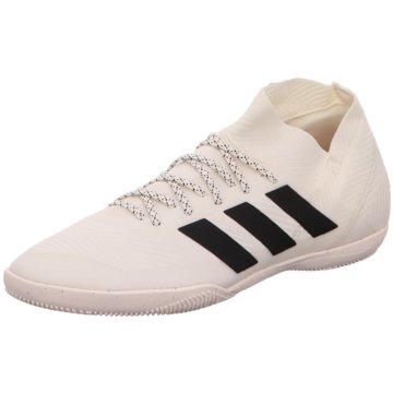 adidas Hallen-SohleNemeziz Tango 18.3 IN weiß