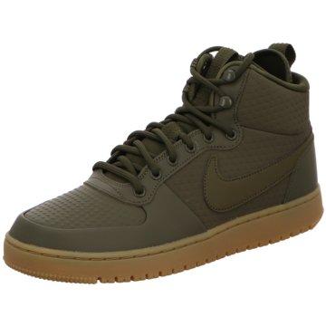 Nike Sneaker HighEbernon Mid Winter oliv