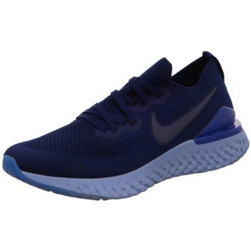 Nike RunningEpic React Flyknit 2 blau