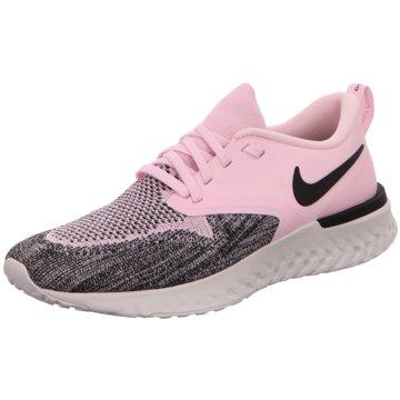 Nike RunningOdyssey React 2 Flyknit Women rosa