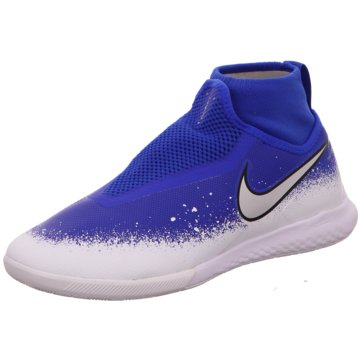 Nike Hallen-SohleReact Phantom Vision Pro Dynamic Fit IC blau