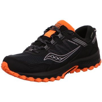 Saucony RunningVersafoam Excursion 13 GTX schwarz