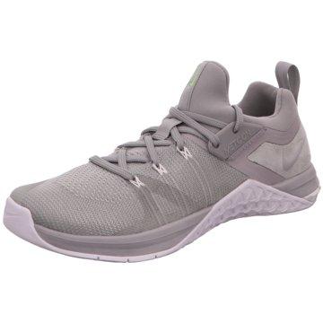 Nike TrainingsschuheMetcon Flyknit 3 Women grau