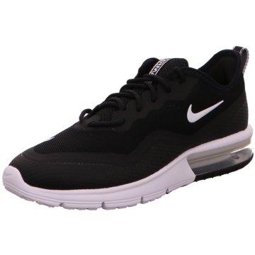 Nike RunningAir Max Sequent 4.5 Women schwarz