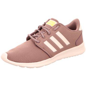 adidas Sneaker LowCloudfoam QT Racer Women lila