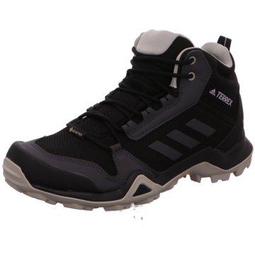 adidas Outdoor SchuhTerrex AX3 Mid GTX Women schwarz