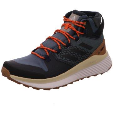 adidas Outdoor SchuhTerrex Folgian Hiker Mid GTX blau