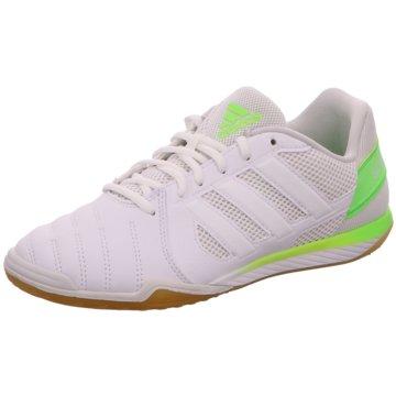 adidas Hallen-SohleTop Sala weiß