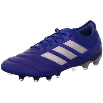 adidas Nocken-SohleCopa 20.1 AG blau