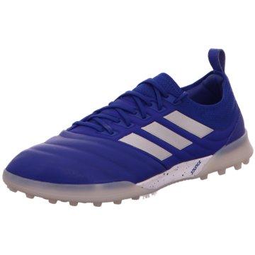 adidas Multinocken-SohleCopa 20.1 TF blau