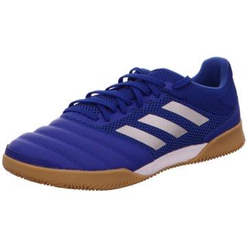 adidas Hallen-SohleCOPA 20.3 IN SALA blau
