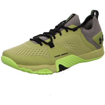 Under Armour TrainingsschuheTRIBASE REIGN 2 - 3022613 grün